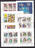 DDR - 1967/1984 - Kleinbogen Sammlung - Postfrisch/Ungebr. - DDR