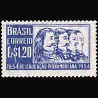 BRAZIL 1954 - Scott# 776 Pernambuco Recovery Set Of 1 MNH - Brazil