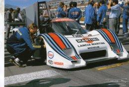 Lancia-Martini LC2  -  Pilote: Ricardo Patrese - Brands Hatch 1000kms Race 1987  - CPM - Le Mans