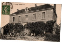 FRANGY ECOLE DE FILLES TRES ANIMEE - France