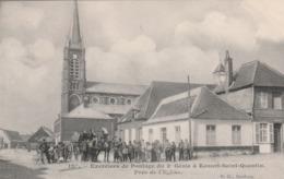 ECOURT SAINT QUENTIN - Francia