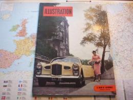 France Illustration Le Monde Illustré N° 427 Salon De L'automobile Octobre 1955 - Informaciones Generales