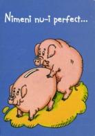 Nimeni Nu-i Perfect Cochon Tire Lire RV - Humour