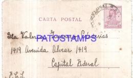 120744 ARGENTINA BUENOS AIRES YEAR 1922 POSTAL STATIONERY NO POSTCARD - Interi Postali