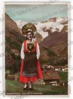 VALLE D'AOSTA - Costume Di GRESSONEY GRESSONEI STORIA POSTALE - Mancanze Vedi Foto - Sin Clasificación