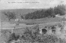 24 Le Pont La Semois Et Le Vieux Moulin - Chiny - Chiny