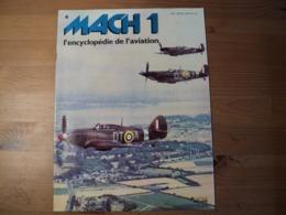 Fascicule MACH 1 L'encyclopédie De L'aviation N° 4 éditions Atlas 1979 - Aviation