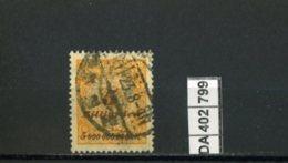 Deutsches Reich,  O, Dienst, 33 Geprüft 1 X Als Farbe B Und 1 X Als Farbe  C - Dienstzegels