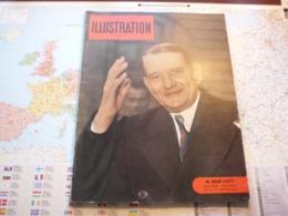 France Illustration Le Monde Illustré N° 406 Janvier 1954 M.René Coty Deuxième Président De La IV-e République - Testi Generali