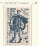 PIA  - FRAN : 1950 : Giornata Del Francobollo - (Yv 863) - Giornata Del Francobollo