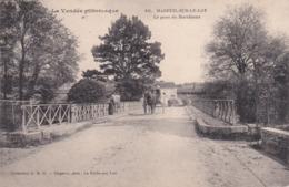 Vendée Pittoresque Mareuil Sur Le Lay Le Pont Du Marchioux éditeur Gmd Dugleux N°611 - Mareuil Sur Lay Dissais