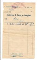 VP.0561/ Charente-Maritime - Lardy Henri Représentant Les Gonds Saintes - Confiserie Verquin Toulouse - Frankreich