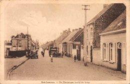 De Dorpstraat Nabij De Brug - Sint-Laureins - Sint-Laureins