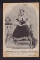 CPA Madagascar Afrique Noire Reine Ranavalo III Royalty Non Circulé - Madagascar