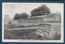 AVENCHES - Ruines Romaines - La Porte De L' Est - VD Vaud