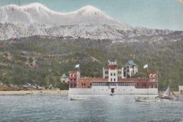 CG610   --   ZELENIKA  --  ,, PENSION AM GRUNEN STRANDE ,,  -- - Montenegro