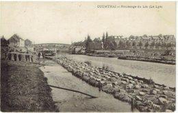 COURTRAI - Rouissage Du Lin ( La Lys ) - Kortrijk
