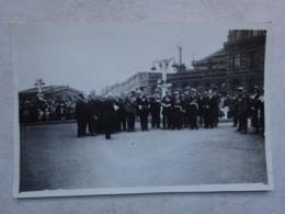 OHM Photo Arras Inauguration Le Dimanche 31 Juillet 1932 Du Mémorial Britannique Guerre 14-18 WWI Militaria - Places
