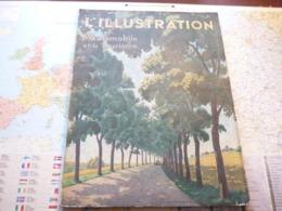 L'Illustration 'Automobile Et Le Tourisme Numéro Du Salon De L'auto 1932 - Libros, Revistas, Cómics
