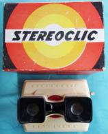 STEREOSCOPE STEREOCLIC BRUGUIERE - Visionneuses Stéréoscopiques