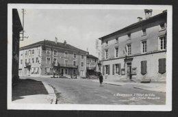 CHATENOIS - L' Hôtel De Ville Et L' Hôtel Reveillé - Chatenois