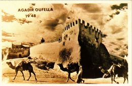 CPM MAROC AGADIR-Avant Le Tremblement De Terre (343077) - Agadir