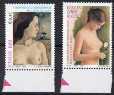 2000 ITALIE  N** 2405 2406  MNH - 1946-.. République