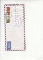 NIGERIA  1993 - Lettera Per L'Italia - Nigeria (1961-...)