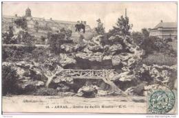 62. ARRAS -  Grotte Du Jardin Minelle - Arras