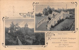 TORINO - ISTITUTO DELLE FEDELI COMPAGNE DI GESÙ - POSTED IN 1916 ~ A 103 YEAR OLD POSTCARD #97234 - Education, Schools And Universities