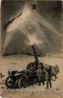 CPA BRABANT-le-ROI - Un Engin Des Assassins Boches - Zeppelin (484130) - Francia