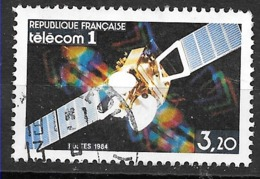 FRANCE 2333 Lancement Du Satellite TELECOM 1 - Gebruikt