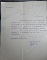 Facture Ancienne - Schneider & Cie - Le Creusot - 1908 - 1900 – 1949