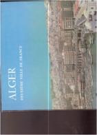 ALGER  Deuxième Ville De France - Geografía