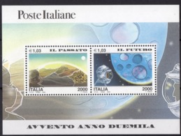 2000 ITALIE  N** 22  MNH - Blocs-feuillets