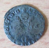 Pays-Bas Espagnols / Brabant - Monnaie Gigot Albert Et Isabelle 1616 - [ 1] …-1795 : Période Ancienne