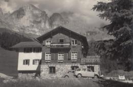 WELSCHNOFEN-NOVALEVANTE-BOZEN-BOLZANO-RIFUGIO PENSIONE=MOSER ALM=CARTOLINA VERA FOTOGRAFIA VIAGGIATA IL 17-8-1961 - Bolzano