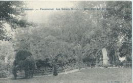 Tienen - Tirlemont - Pensionnat Des Soeurs N.-D. - Une Vue Du Jardin - L.L. No 10 - 1906 - Tienen