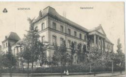 Kortrijk - Courtrai - Gerechtshof - 1918 - Kortrijk