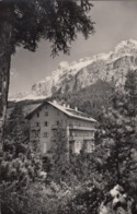SAN CASSIANO-BOZEN-BOLZANO-HOTEL=VALPAROLA=CARTOLINA VERA FOTOGRAFIA VIAGGIATA IL 9-7-1955 - Bolzano