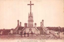 85-SAINT JEAN DE MONTS-N°T1116-G/0191 - Saint Jean De Monts