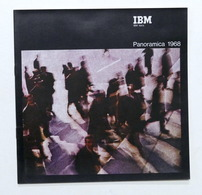 Informatica - IBM Italia - Panoramica 1968 - Livres, BD, Revues
