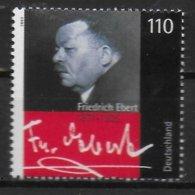 ALLEMAGNE   N° 1933   * *     Friedrich Ebert Politicien - Persönlichkeiten