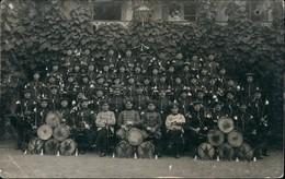 Duß Dieuze Musik Korps (Soldaten Militär) Vermtl. DIEUZE 1914/1907 - Unclassified