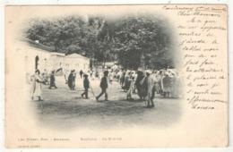 BOUFARIK - Le Marché - Vernet Geiser 15 - 1902 - Altre Città