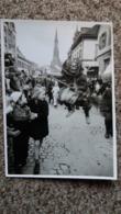 CPSM ORIGINAL OFFENBURGER HEXEN FETE ALLEMAGNE SORCIERE DANS LES RUES STRASSE - Carnaval