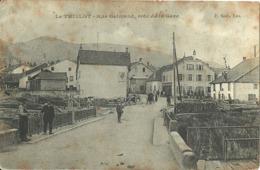 Le Thillot Rue Galmand Cote De La Gare - Le Thillot