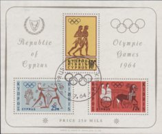 Cyprus     .    SG     .    MS  248a   .     O     .  Gebruikt    .     /    .    Cancelled - Cipro (...-1960)