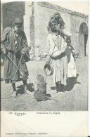 EGYPTE - Dresseurs De Singes - Persone