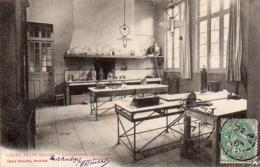 CP 60 Oise Beauvais Lycée Félix Faure Laboratoire De Chimie - Beauvais